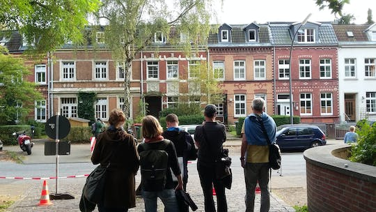 Guided tour of Hamburg's district Horn