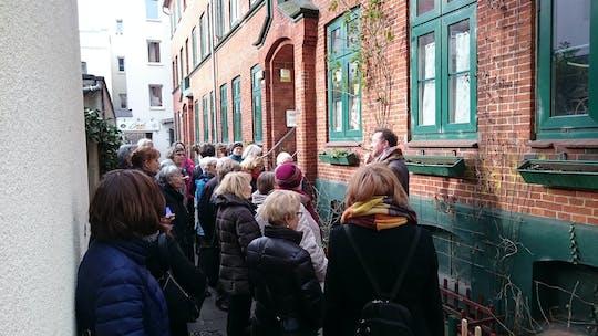 Guided tour through Hamburg's district St. Georg