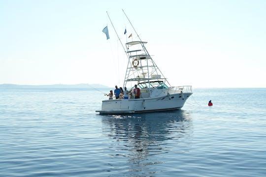 Viagem de pesca em Cambrils
