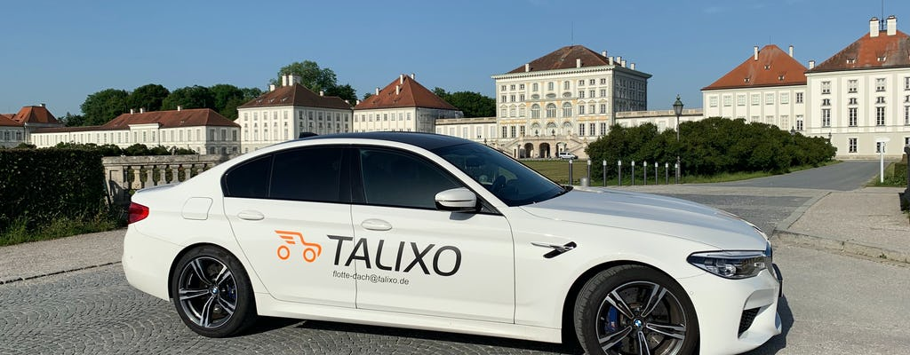 Private transfer between Vienna International Airport and city center