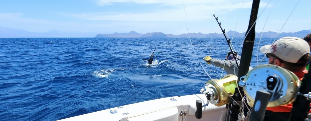 Private guided fishing trip from Hvar