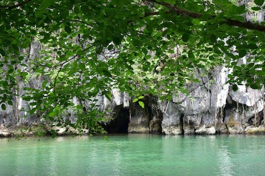 Passeio de dia inteiro no rio subterrâneo de Puerto Princesa