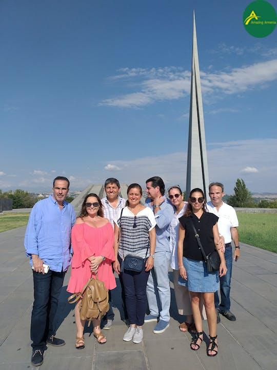 Древний Ереван полдня