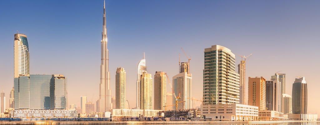 Biglietto Burj Khalifa con trasferimento privato di sola andata