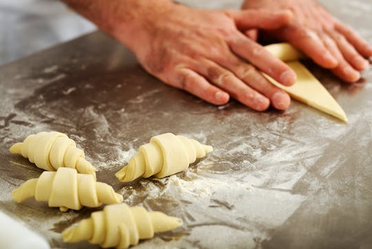 Learn to bake French croissant with a chef in Paris
