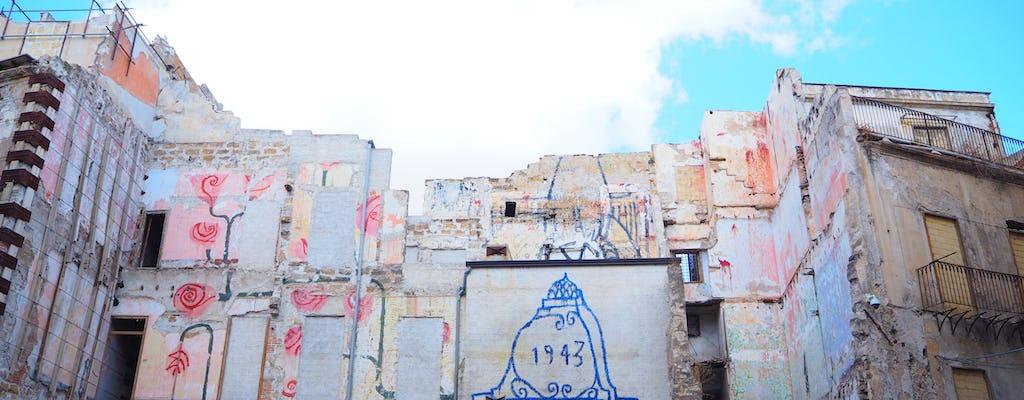 Palermo street art tour