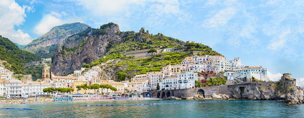 Doświadczenie papierowo-cytrynowe na wybrzeżu Amalfi