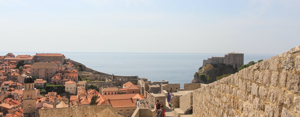 Game of Thrones walking tour through Dubrovnik