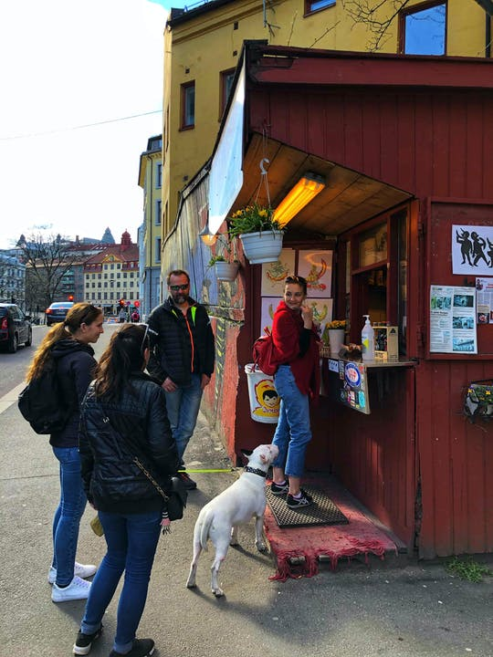 Ultimate Oslo street food experience