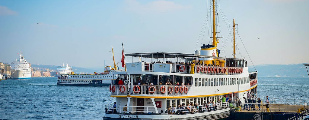 Best of Istanbul: private guided tour of the Bosphorus