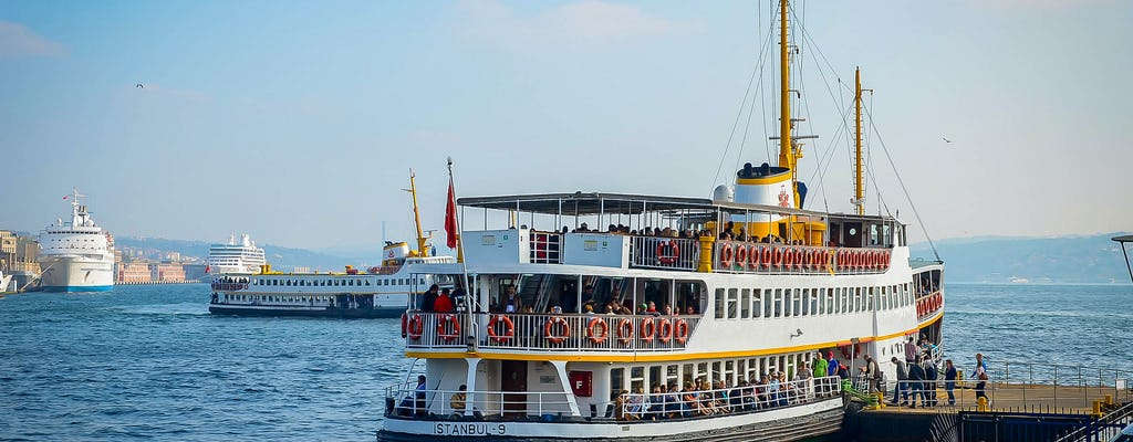 Best of Istanbul: Private Führung durch den Bosporus