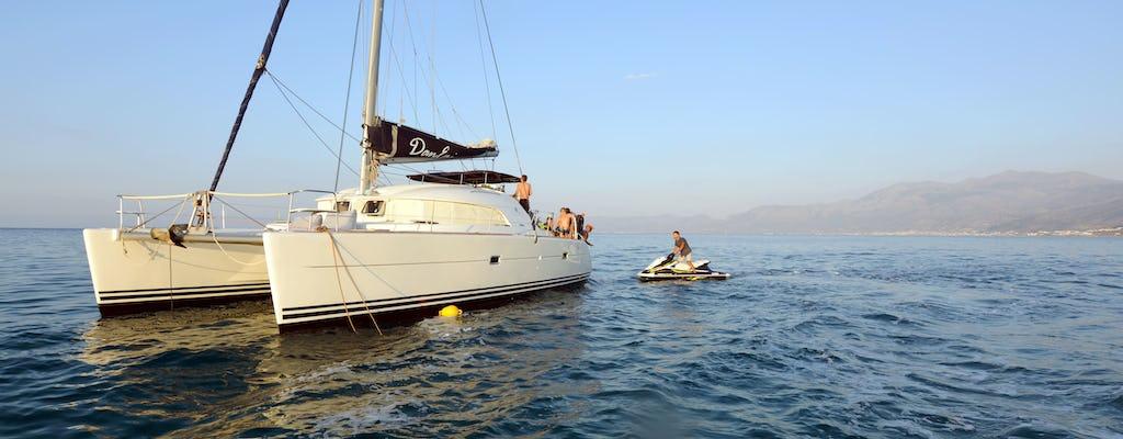 Romantic Sunset Cruise from Heraklion