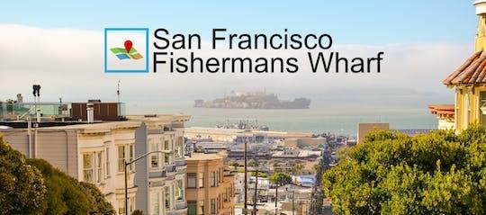 Fisherman's Wharf Tourist Scavenger Hunt