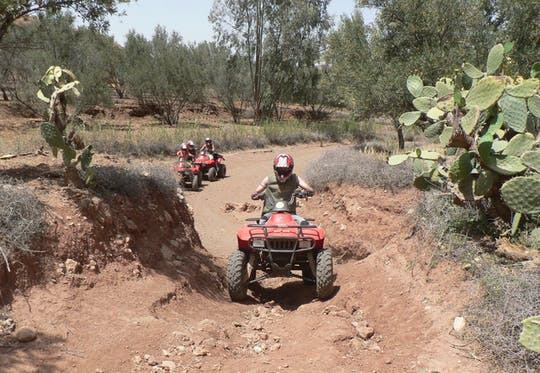 Marrakech quad adventure