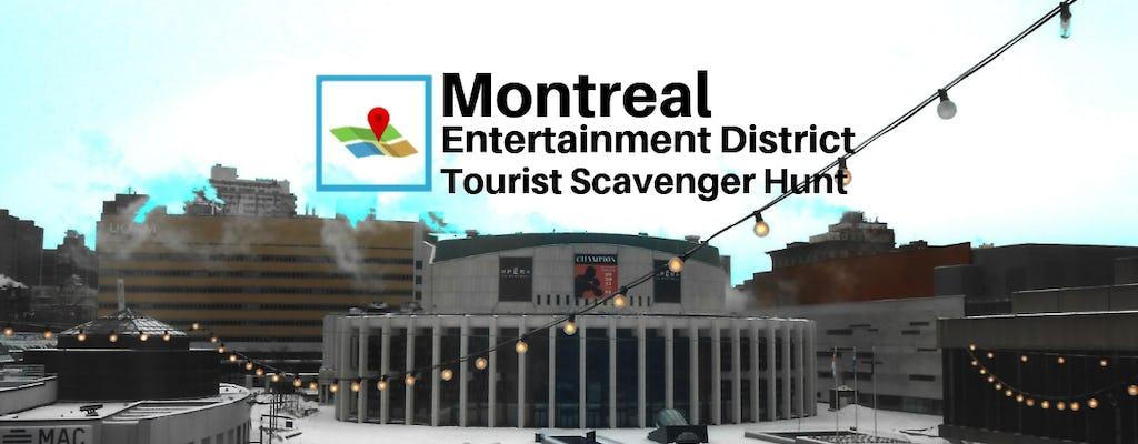 Монреаль Развлечений Туристических Мусорщик