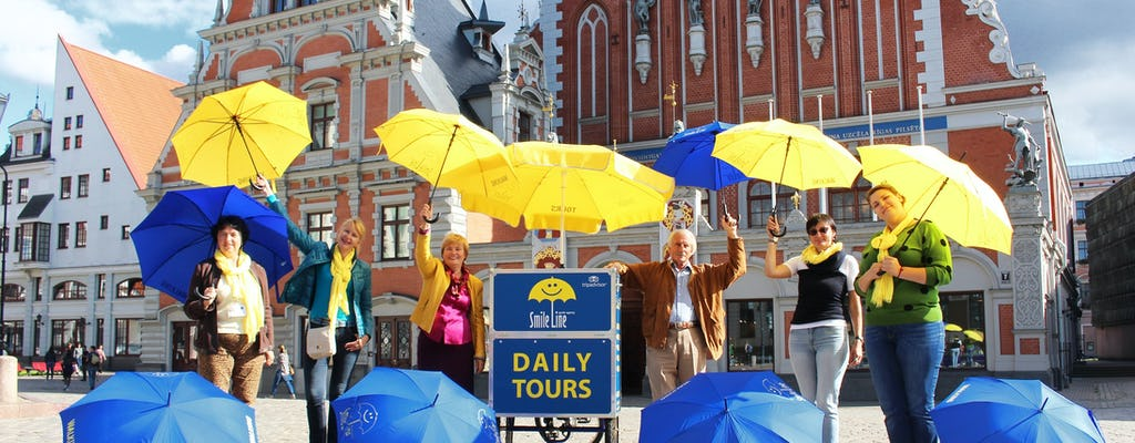 Riga Old Town 1.5-hour guided walking tour