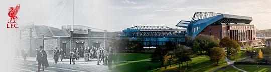 O passeio pelas origens de Anfield