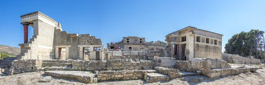 Palace of Knossos Iconic Insiders Tour