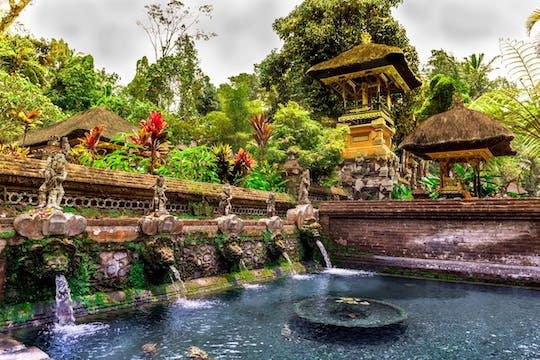 Full-day tour of the ancient relics of Ubud
