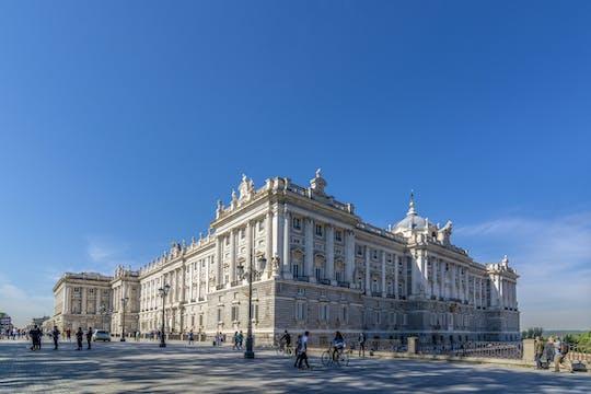 Visita guiada al Palacio Real de Madrid