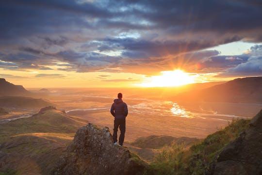 Tour de un día a Thorsmork y Eyjafjallajokull