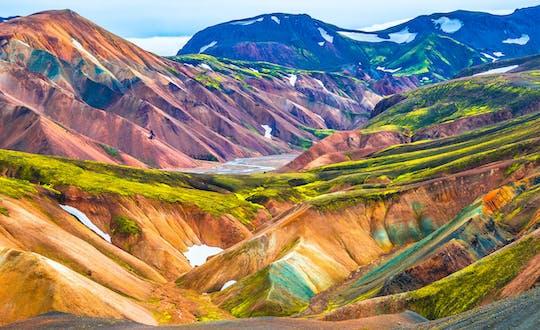 Landmannalaugar and Hekla volcano day tour