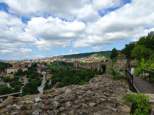 Ultimate Veliko Tarnovo private walking tour