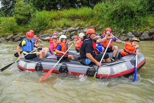 Rafting-Tour auf dem Rhein
