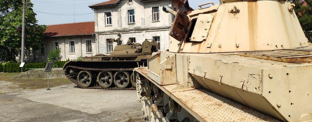 Visita auto-guiada ao Museu da Glória da Batalha e ingresso