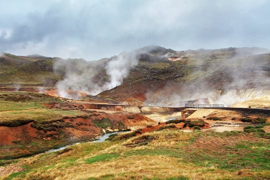 Reykjanes Peninsula and The Blue Lagoon day tour