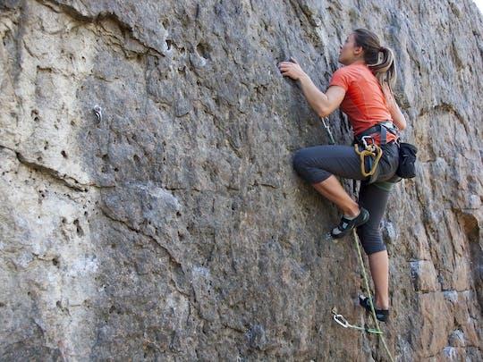 Outdoor-Einsteiger-Kletterkurs in Oberried