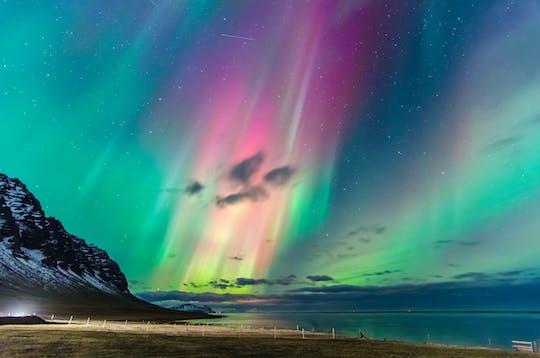 Northern Lights night adventure
