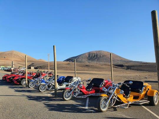 Große Lanzarote Trike-Tour