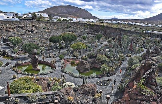 North Lanzarote Short Tour