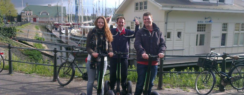 Tour di Rotterdam di 75 minuti con uno scooter autobilanciato