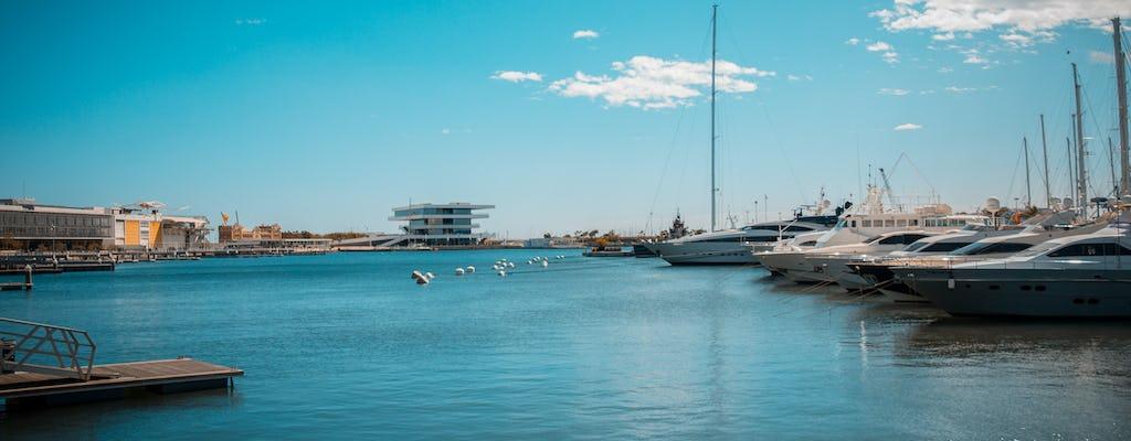 Segel- und Schwimmkreuzfahrt in Valencia