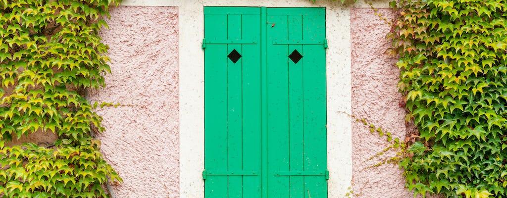 Tour guiado de medio día en Giverny desde París