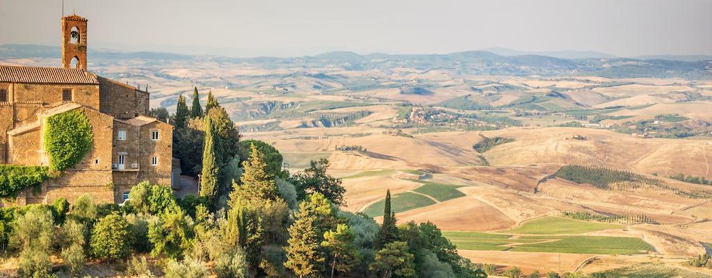 Brunello wine tasting experience in Montalcino