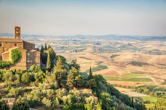 Expérience de dégustation de vin Brunello à Montalcino