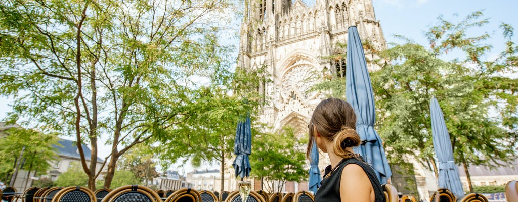 Guided visit of Reims from Paris