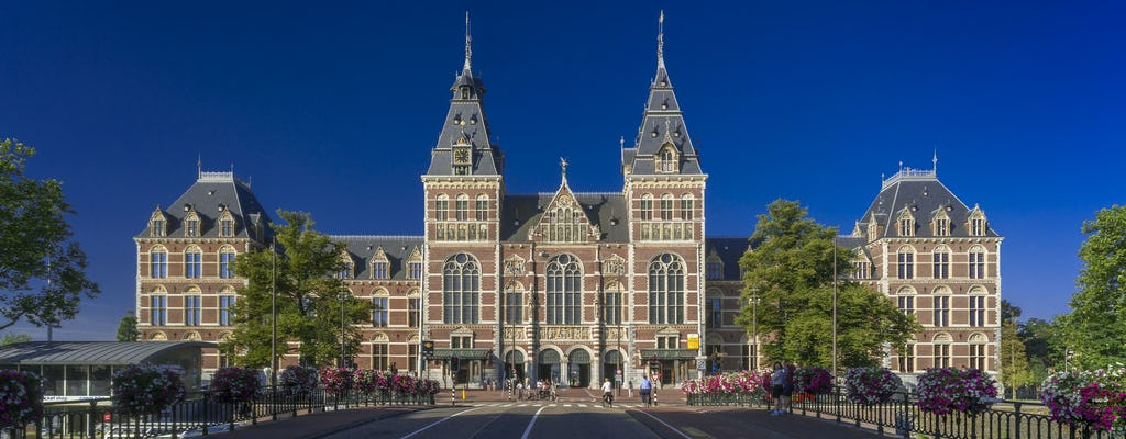Rijksmuseum entrance ticket