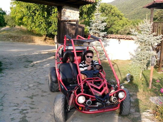 Private buggy vineyards tour