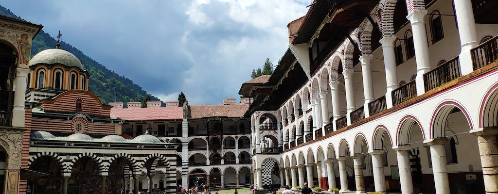 Private day trip to Rila Monastery and Boyana Church