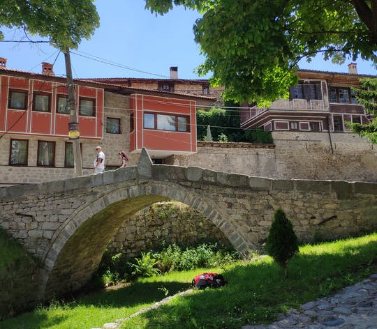 Tour della spa storica e cantina vinicola da Sofia