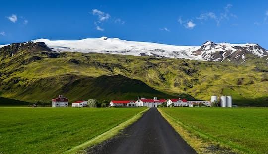 Tour de un día por la costa sur y Eyjafjallajokull