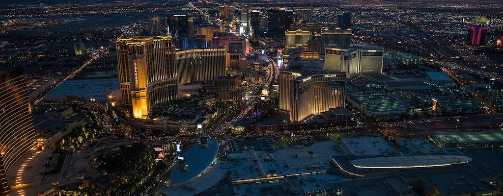Tour delle luci al neon da Las Vegas