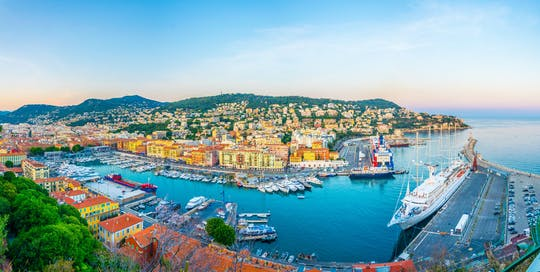 Private Provence trip from Nice or Villefranche ports