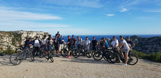 Tour privato in e-bike a Sormiou, Callelongue e Morgiou