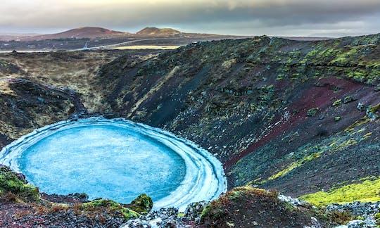 Tour privado de los volcanes islandeses