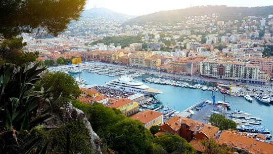 Private Eze and Monte-Carlo tour from Nice or Villefranche ports